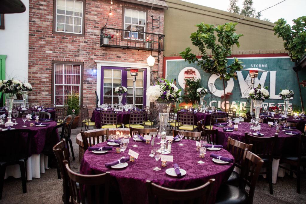 My Backyard Wedding Dinner Reception Menu Or Buffet Or Venues